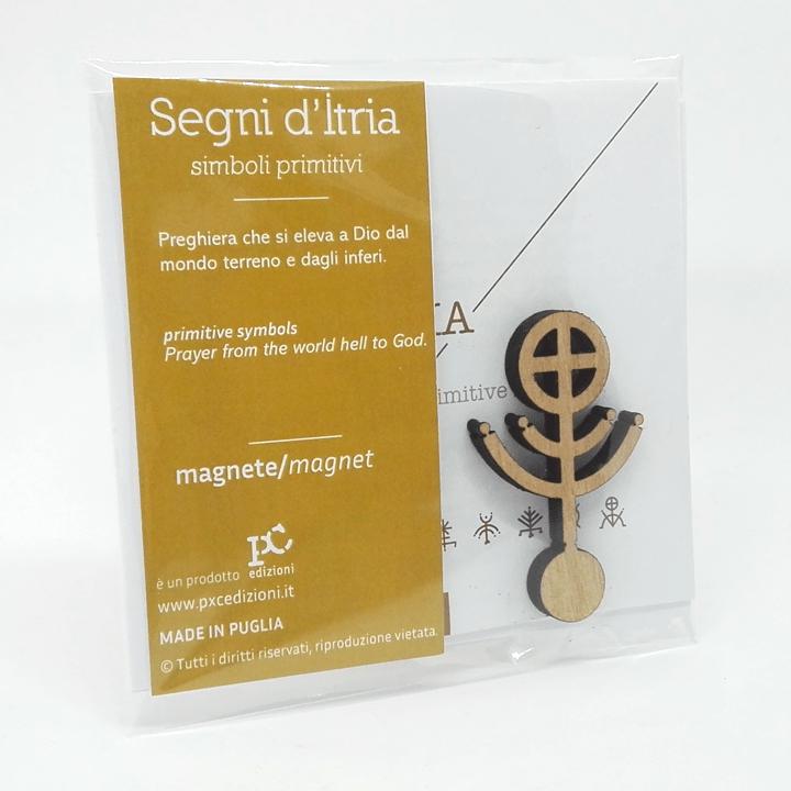 Magnete - Segni d'Itria - Preghiera - PxC Edizioni Editoria Made in Puglia