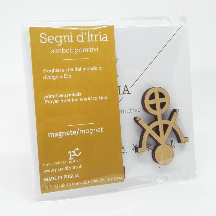 Magnete - Segni d'Itria - Preghiera PxC Edizioni