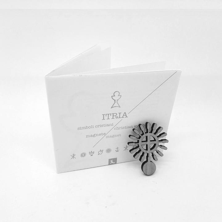 Magnete - Segni d'Itria - Simboli Cristiani - Puglia - PxC Edizioni
