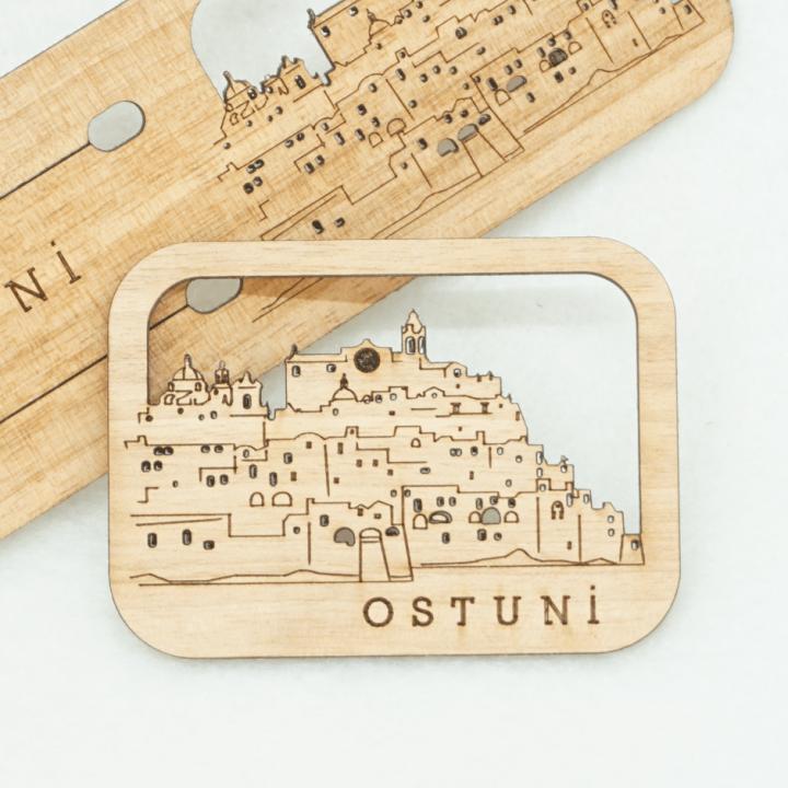 Magnete - Ostuni - PxC Edizioni Made in Puglia