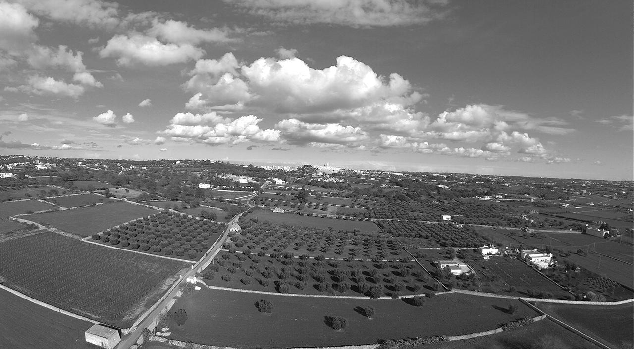 Drone - Martina Franca - Locorotondo - Gal Valle d'Itria - Puglia - PxC Edizioni