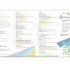 Pieghevole - mercatini della terra e del mare 2016 - Torre Guaceto - Slow Food - Salento - Puglia - PxC Edizioni