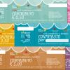 Ticket - biglietti - mercatini della terra e del mare 2013 - Torre Guaceto - Slow Food - Salento - Puglia - PxC Edizioni